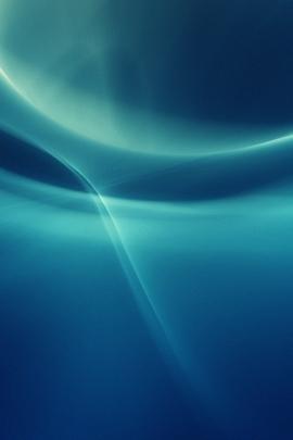الفن الأزرق