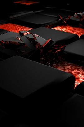 Cube Fire Dark Light Alloy 36536 720x1280