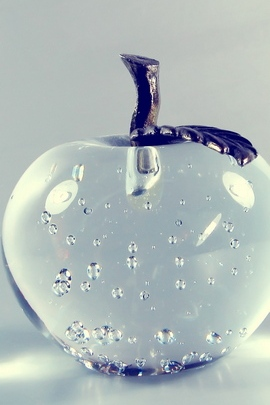 Apple Glass Metal Drops 18355 720x1280
