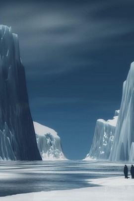 Living With The Ice Berg