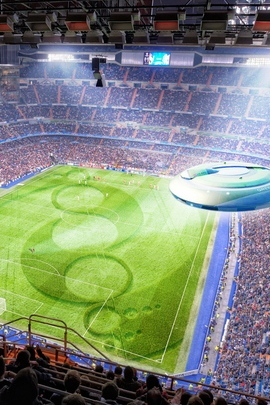 Football Game Funny Ufo 81271 720x1280