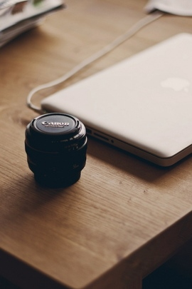 笔记本佳能Apple镜头黑色30964 720x1280