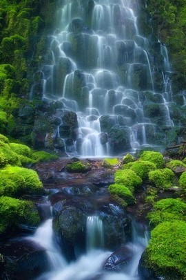 Waterfalls Scenery