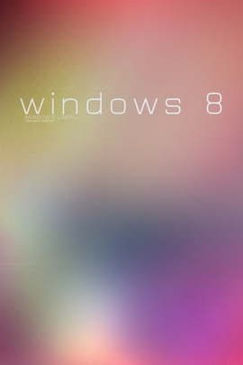 Windows 8 Red Pink White 30966 720x1280