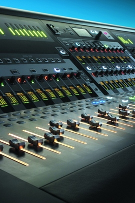 Консольний мікшер Soundcraft Si3 Digital 73447 720x1280