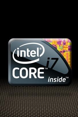 英特尔处理器灰色黑色I7 34210 720x1280