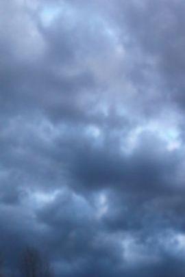 Clouds In Winter