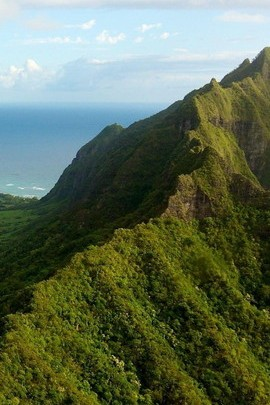 Greenish Mountain