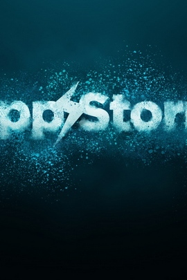Приложение Storm Apple Mac Blue White Размытое 8529 720x1280