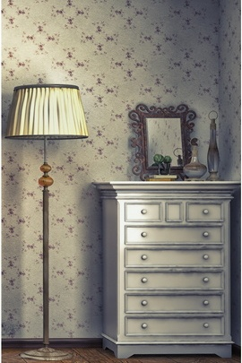 Vintage Interior 2