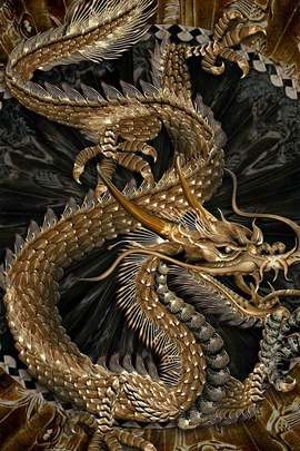 Chinese Dragon Copy