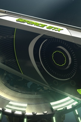 Grafikkarte Geforce Gtx