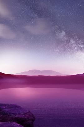 Purple Lake IPhone 6