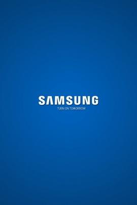 三星公司徽标蓝白色30995 720x1280