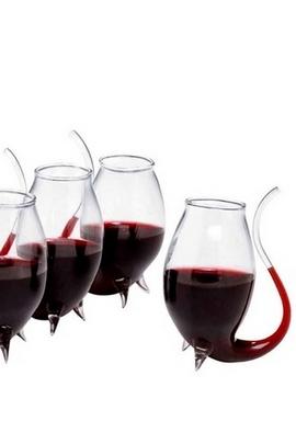 French Red Wine Beaujolais Dijon