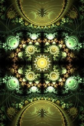 Abstract HD (101)