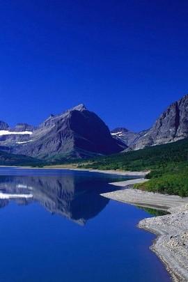 Озеро Гора