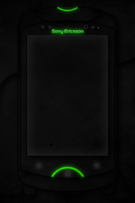 Pda Sony Ericsson Green Black 30912 720x1280