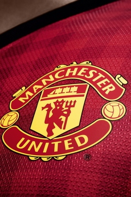 Manchester United Logo Neues Set 2012-2013