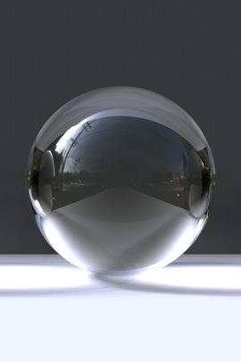 球玻璃灰色黑色9642 720x1280