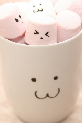 Kawaii Marshmellows