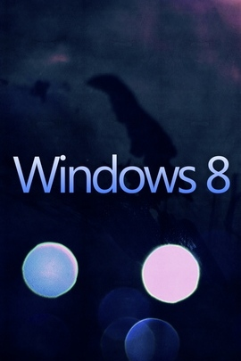 Windows 8 Microsoft Logo Highlights Abstraction 73440 720x1280