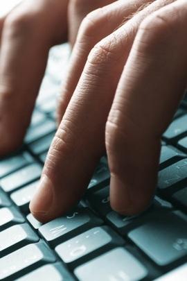 हाथ कीबोर्ड