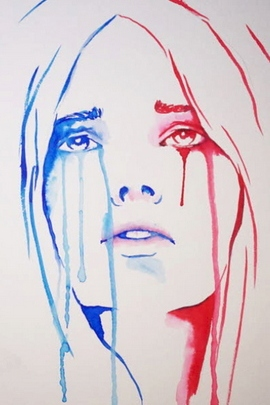 Marianne In Tears