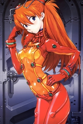 Neon Genesis Evangelion2
