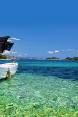 Boat Shore
