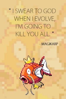 Pokemon Magikarp