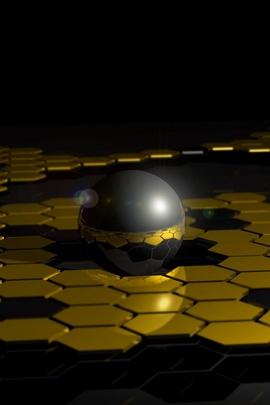 Balls Surface Mesh Dark Shadow 36554 720x1280