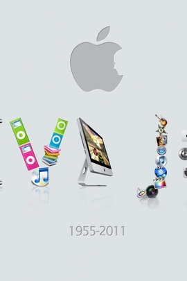Steve Jobs Apple Mac Brand Firm 26205 720x1280