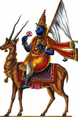 Vayu Deva