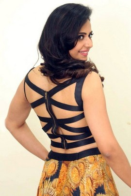 Cute Actress Rakul Preet Singh