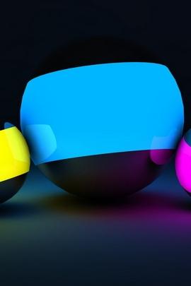 Balles Stripes Fond Lumière 69039 720x1280