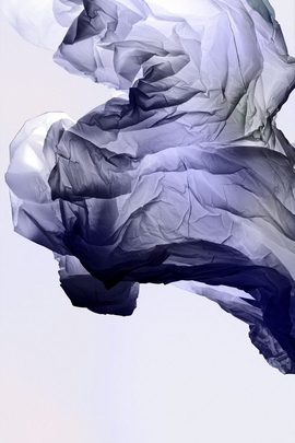 Silk Blue