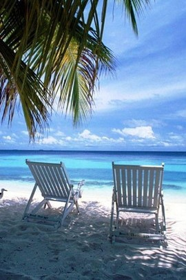 Strand Entspannung