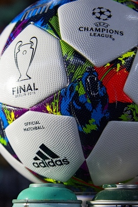 Champions League 2015 Barcelona Juventus Ball Football 102633 720x1280