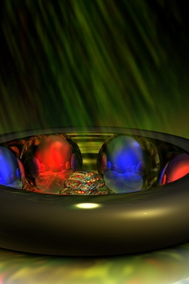 Balls Round Shape Light Lights 8658 720x1280