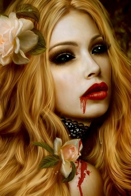 Vampire Blood Flowers