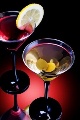 Koktajle owocowe Owoce cytrusowe Kieliszki do wina 59998 720x1280