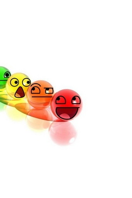 Balloons Colorful Smile 59994 720x1280