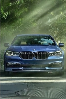 BMW Alpina B7 7series