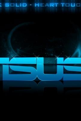 Asus Logo Blue Black 4101 720x1280