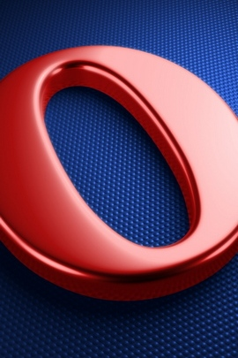 Opera Blue Red Browser Windows 33043 720x1280