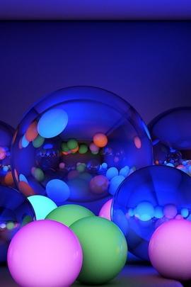 Balls Size Neon Glow 57983 720x1280