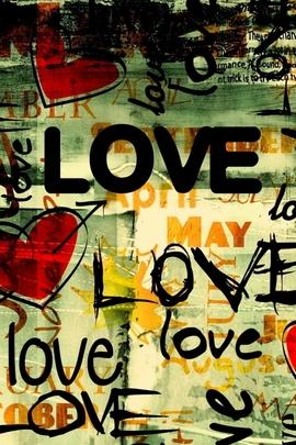 Fond Amour Couple Et Coeur (23)