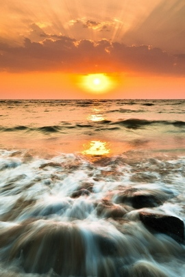 समुंद्री लहरें