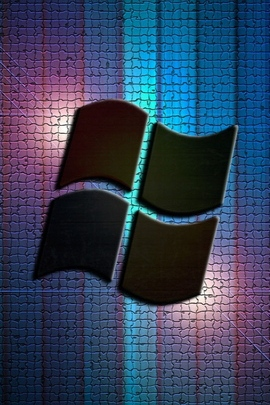 Windows Logo Operating System Dark 66761 720x1280
